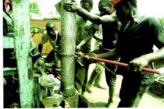 Forage d eau au Togo