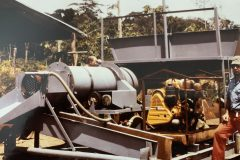Délices 1984 - Laverie mobile pour prospection